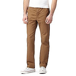 Red Herring - Big and tall dark ten slim fit chinos