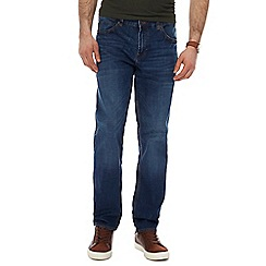 Red Herring - Big and tall blue slim fit jeans