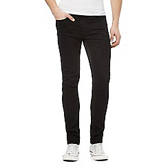 Red Herring - Black skinny jeans