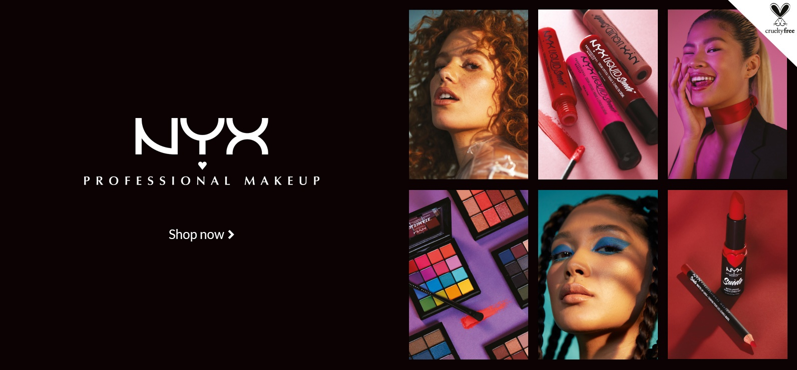 Learn more about NYX Professional Makeup