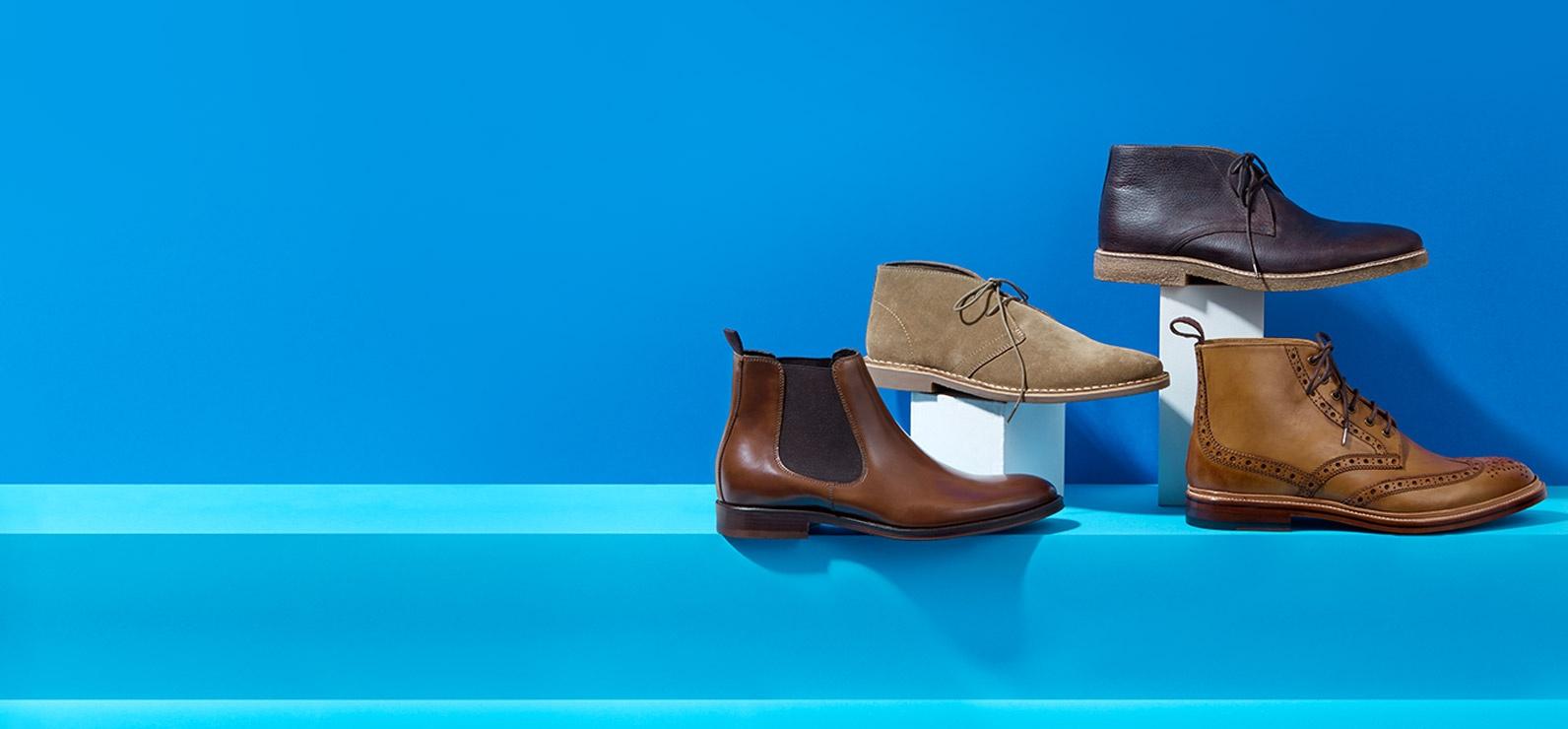 6d33d168fe324 Men's Boots | Debenhams