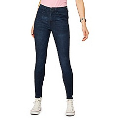 Red Herring - Blue 'Heidi' skinny jeans