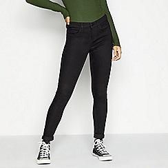 Red Herring - Black 'Lulu' skinny jeans