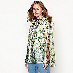Red Herring - Yellow lemon print anorak