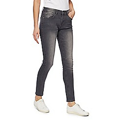 Red Herring - Light grey 'Holly' skinny jeans