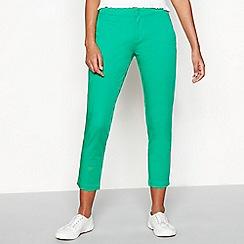 Red Herring - Green chino trousers