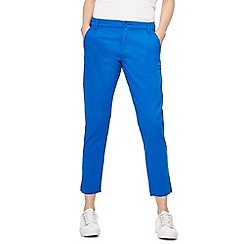Red Herring - Bright blue chinos