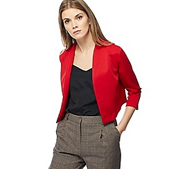 Red Herring - Red cropped jacket
