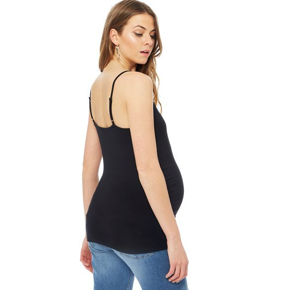 top Black maternity Herring Red camisole Maternity fP7SwZc