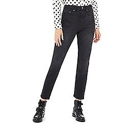 Red Herring - Black 'Taylor' straight leg jeans