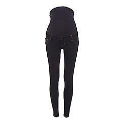 6739bdd1e8411 Red Herring - Blue Dark Wash Skinny Fit Maternity Jeans