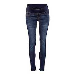Red Herring - Dark Blue Denim Maternity Jeggings