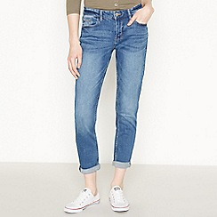 Red Herring - Light Blue 'Chloe' Girlfriend Jeans
