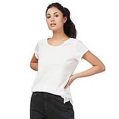 Red Herring - Ivory relaxed fit t-shirt