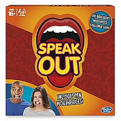 Hasbro - Speak Out Game