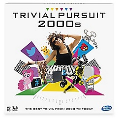 Hasbro - Trivial Pursuit: 2000s Edition Game