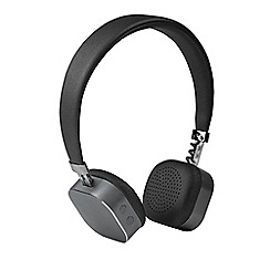 Amplified - Bluetooth headphones (dark grey)