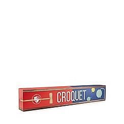 Professor Puzzle - Croquet game