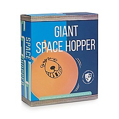 Professor Puzzle - Orange giant space hopper