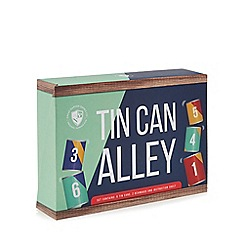 Professor Puzzle - Tin can alley game