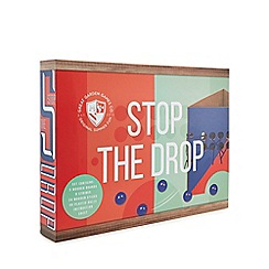 Professor Puzzle - Stop the Drop game