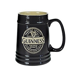 Guinness - Label Ceramic Tankard