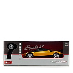 Mondo - Yellow Pagani Zonda Remote Controlled Car