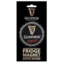 Guinness - Fridge magnet bottle opener