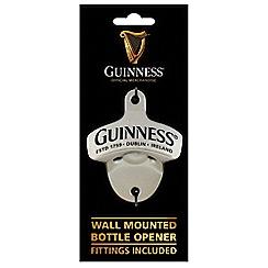 Guinness - Wall mounted bottle opener