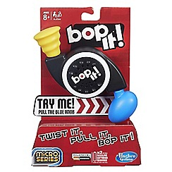 Hasbro - Bop It! Micro Series Game