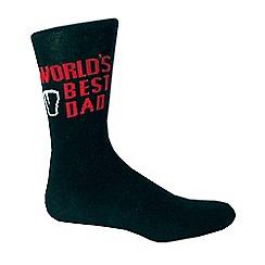 Guinness - Worlds best dad socks