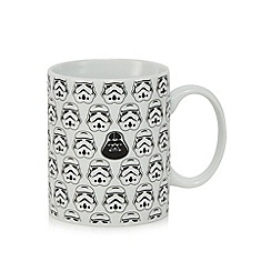 Star Wars - White 'Storm Trooper' Print Mug