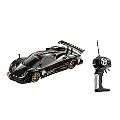 Mondo - 1:24 Pagani Zonda Black remote controlled car