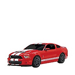 Mondo - 1:14 Ford Shelby Blue remote controlled car
