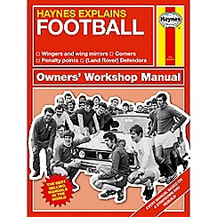 Haynes - Haynes explains football' book