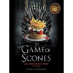 All Sorted - Game of Scones - All Men Must Dine Book