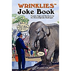 All Sorted - Wrinklies Joke Book