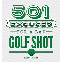 All Sorted - 501 Excuses for a Bad Golf