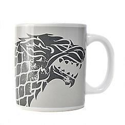Game of Thrones - Stark mug