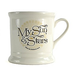 Game of Thrones - My Sun and Stars vintage mug