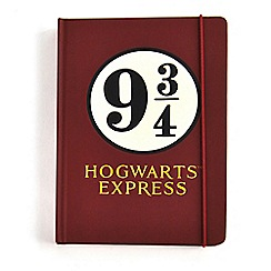 Harry Potter - Platform 9 3/4 A5 notebook