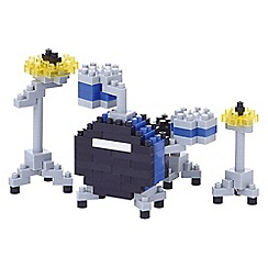 Nanoblock - Drum model building kit - NAN-NBC172