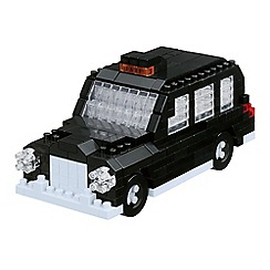 Nanoblock - Taxi of London model building kit - NAN-NBH141