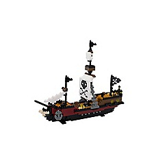 Nanoblock - Pirate Ship model building kit - NAN-N BM011