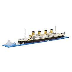 Nanoblock - Titanic model building kit - NAN-NB021