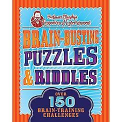 Debenhams - Brain-busting puzzles and riddles