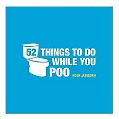 All Sorted - 52 Things To Do While You Poo Book