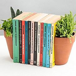 Suck UK - Plant pot bookends