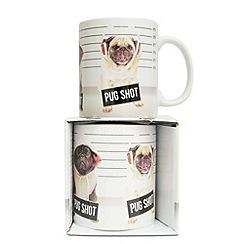 Debenhams - Pug shot mug