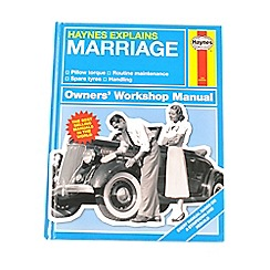 Haynes - Marriage manual